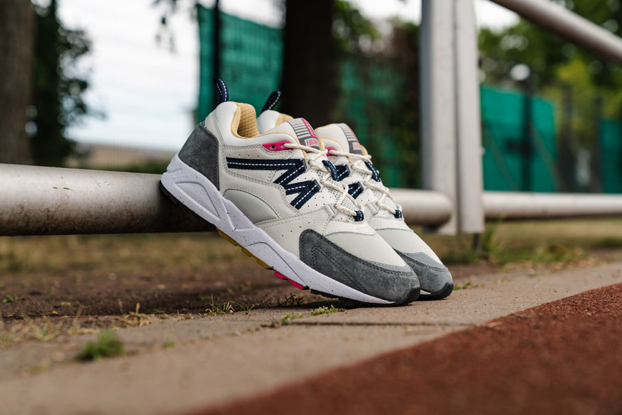 Karhu Legend Track Field Pack - Fusion 2.0 (Silver Birch Castor Grey)