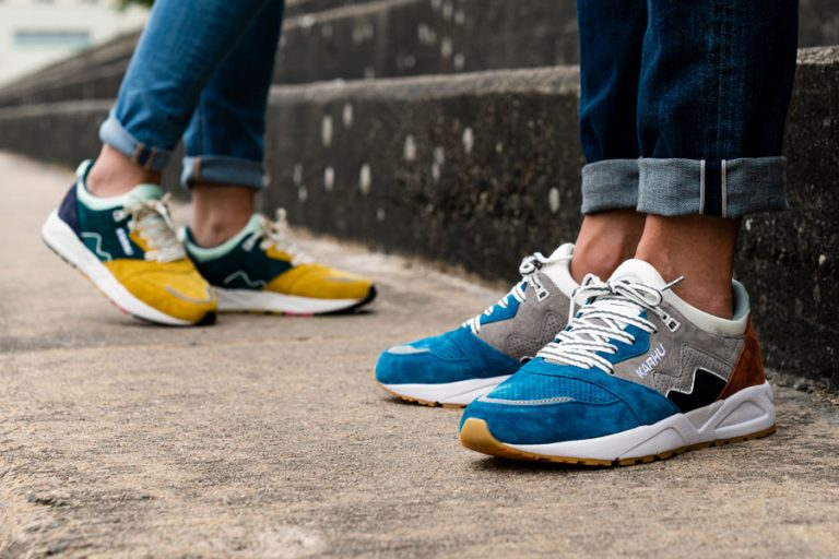 Karhu Legend Track Field Pack - Mood