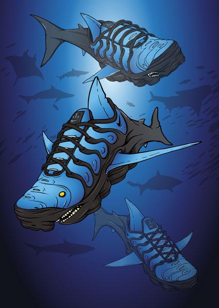 Marcos Cabrera - Nike Air VaporMax Shark