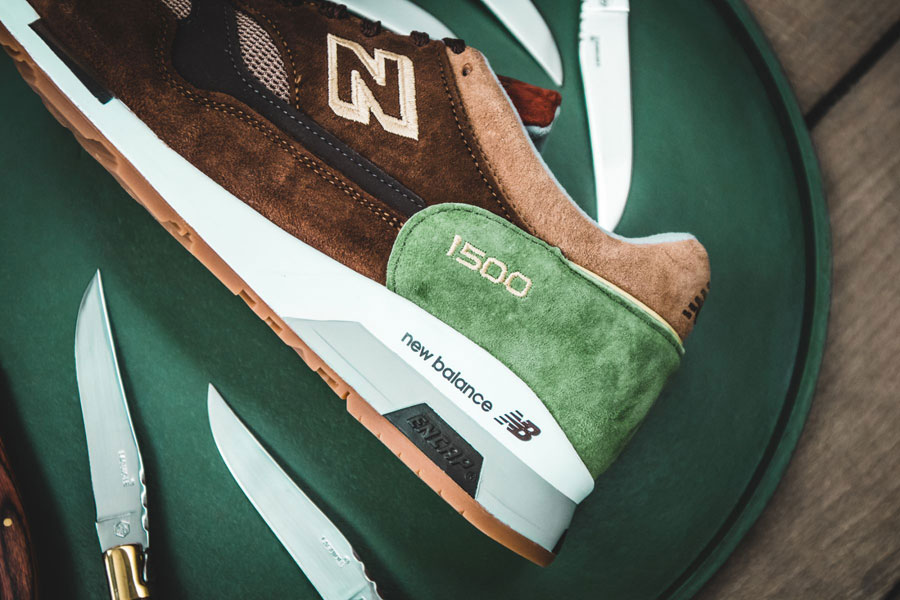 New Balance 1500 Costal Cuisine Pack (Made In England) - M1500LN (Heel)
