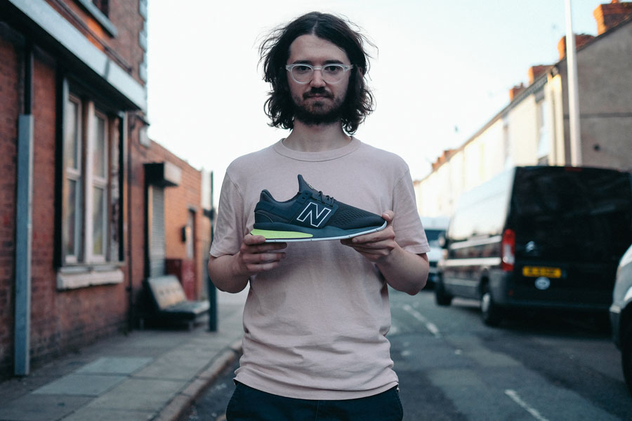 New Balance 247v2 - Joseph Walsh Interview (Title)