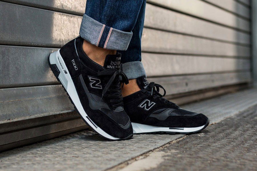 New Balance M1500JKK Made In UK - On feet