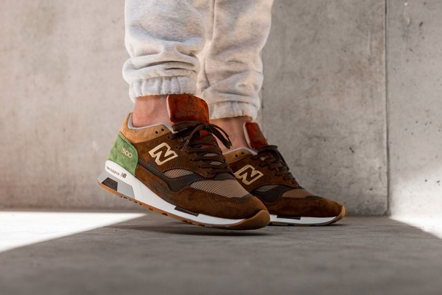 New Balance M1500LN Made In UK - On feet