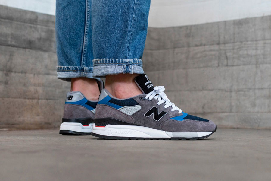 New Balance M998NF Made In USA - On feet