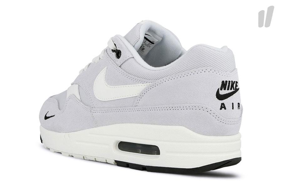 buy popular 02aea f377c Nike Air Max 1 Premium Mini Swoosh (875844 006) - Heel