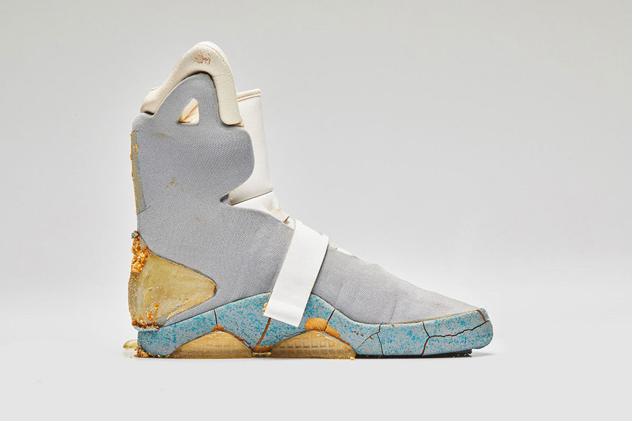 This 1989 OG Nike MAG Sold for over $90