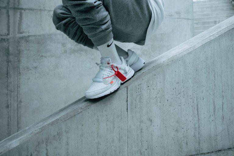 OFF-WHITE x Nike Air Presto 2018 Polar Opposites White (AA3830-100) - On feet