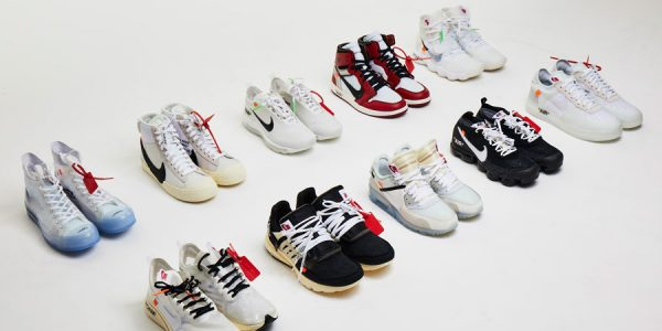 The Complete OFF-WHITE x Nike Collection Drops at Grailed