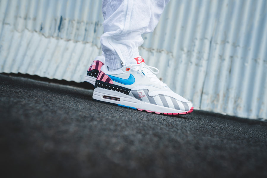 5ea32feafe First Look at the Parra X Nike Air Max 1 2018 Collab | Sneakers Magazine