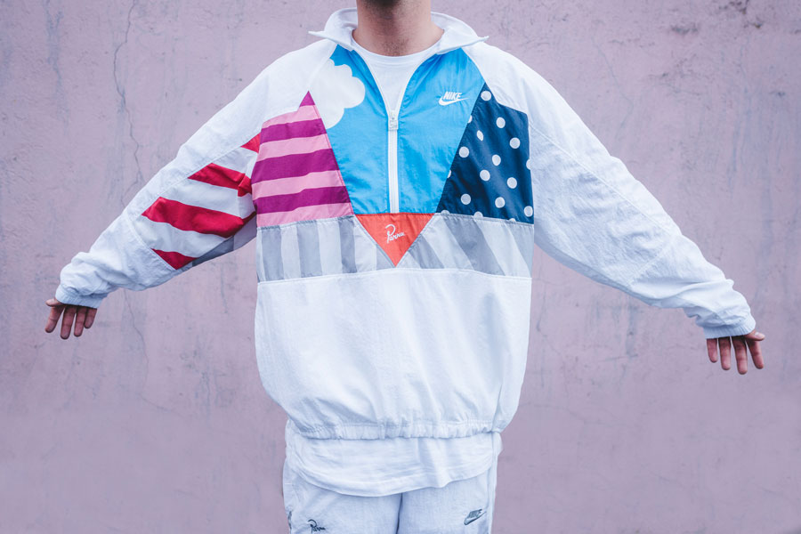 Piet Parra x Nike Air Track Top 2018 (AR4717-100)