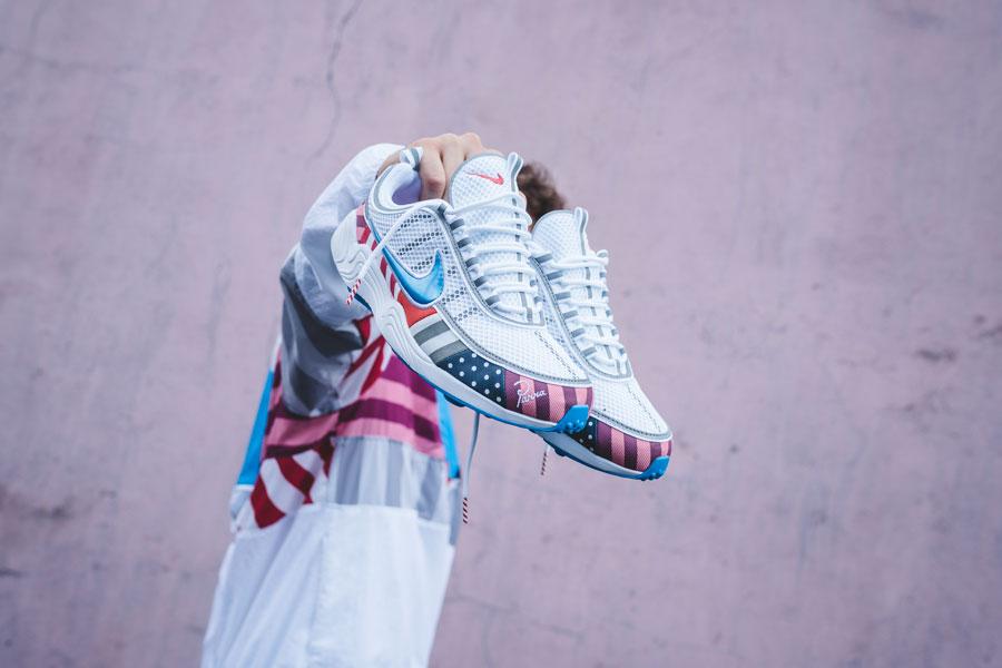Piet Parra x Nike Air Zoom Spiridon 2018 (AV4744-100) - Mood