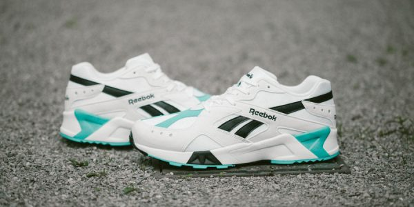The Reebok Aztrek Is Back for the First Time Since 1993
