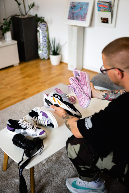 Sneaker Blogger Dead Stock - Selection