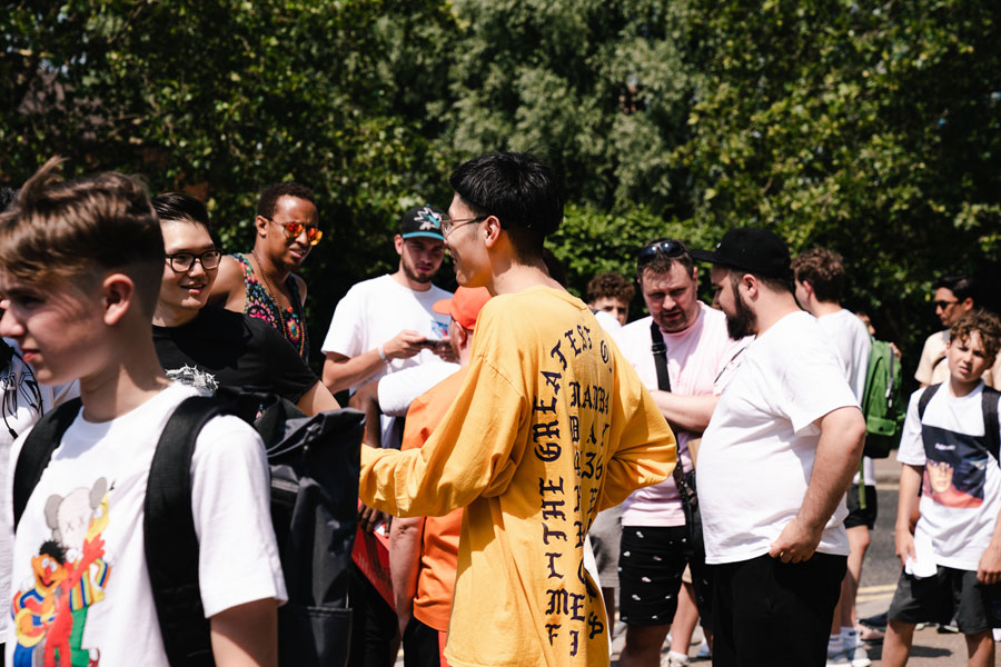 Sneakerness London 2018 - Recap (38)