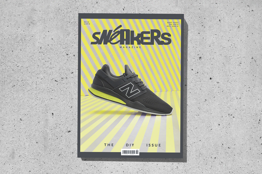 Sneakers Mag - July 2018 (Concrete Small)