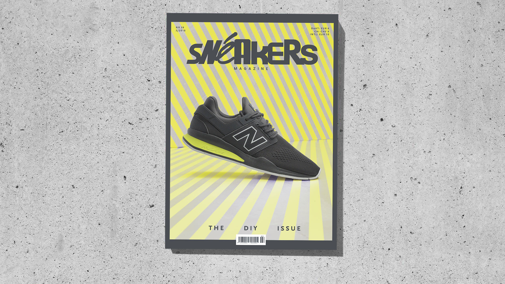 Sneakers Mag - July 2018 (Concrete)