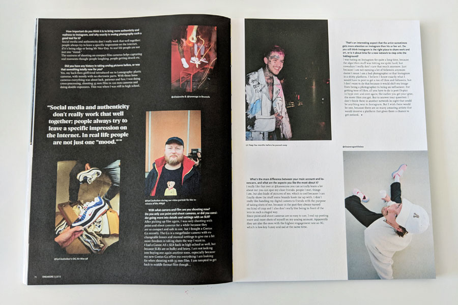Sneakers Mag July 2018 (Issue 39) - Kanescans