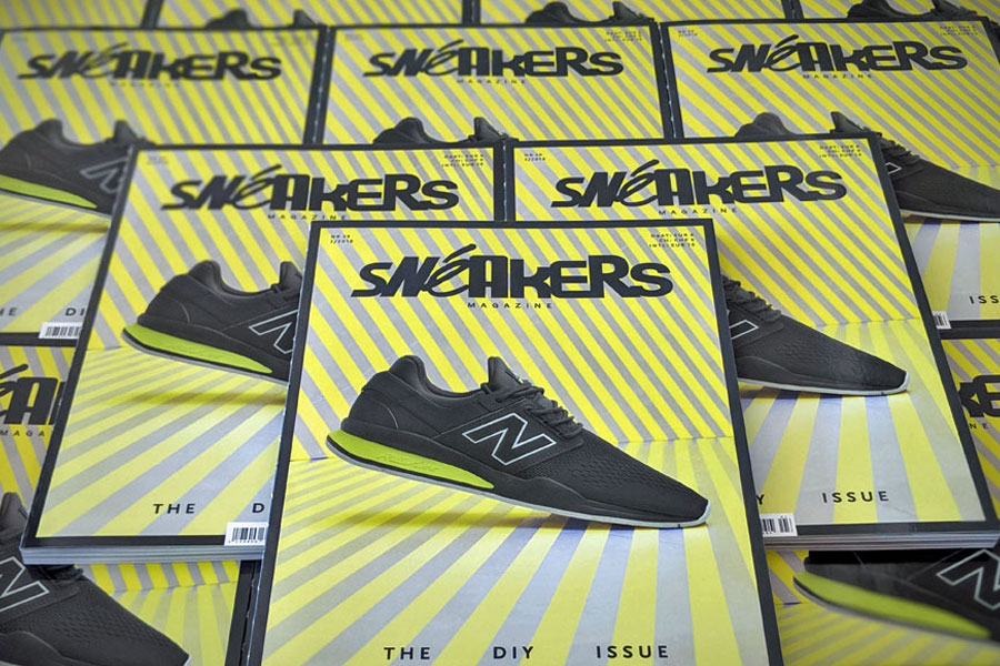 Sneakers Mag July 2018 (Issue 39)