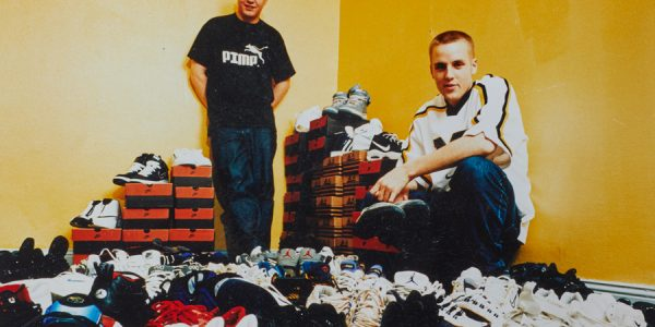 The History of Sneakersnstuff