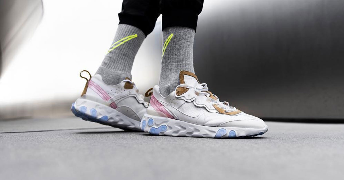 336c561aa88b Buy nike react element 87 on feet   up to 78% Discounts