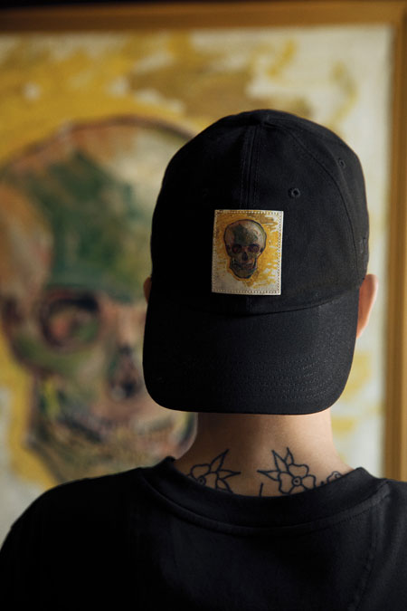 Van Gogh Museum x VANS Collection - Skull (Cap)