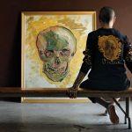 Van Gogh Museum x VANS Collection - Skull (Mood)