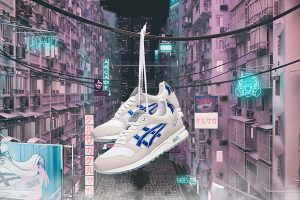 Best Sneakers of July 2018 - Footpatrol x ASICS GEL-Saga Anime