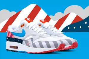 Best Sneakers of July 2018 - Parra x Nike Air Max 1