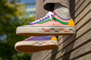 Best Sneakers of July 2018 - size x VANS Style 36 Patchwork