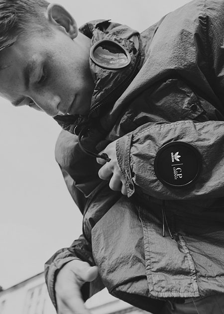 CP Company x adidas Explorer Jacket (Mood)