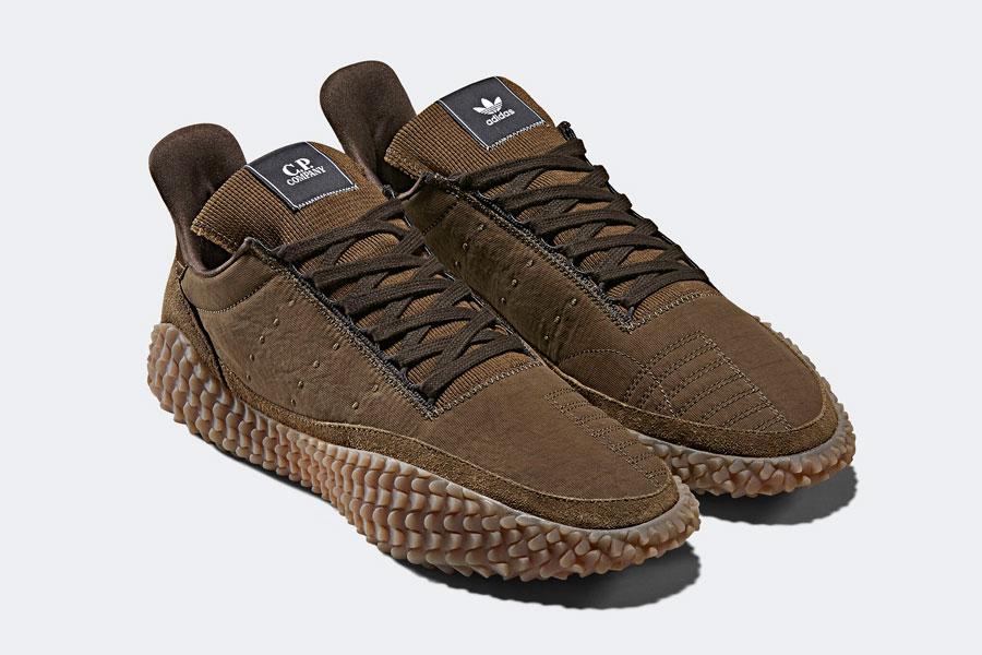 CP Company x adidas Kamanda Brown (CG5952)
