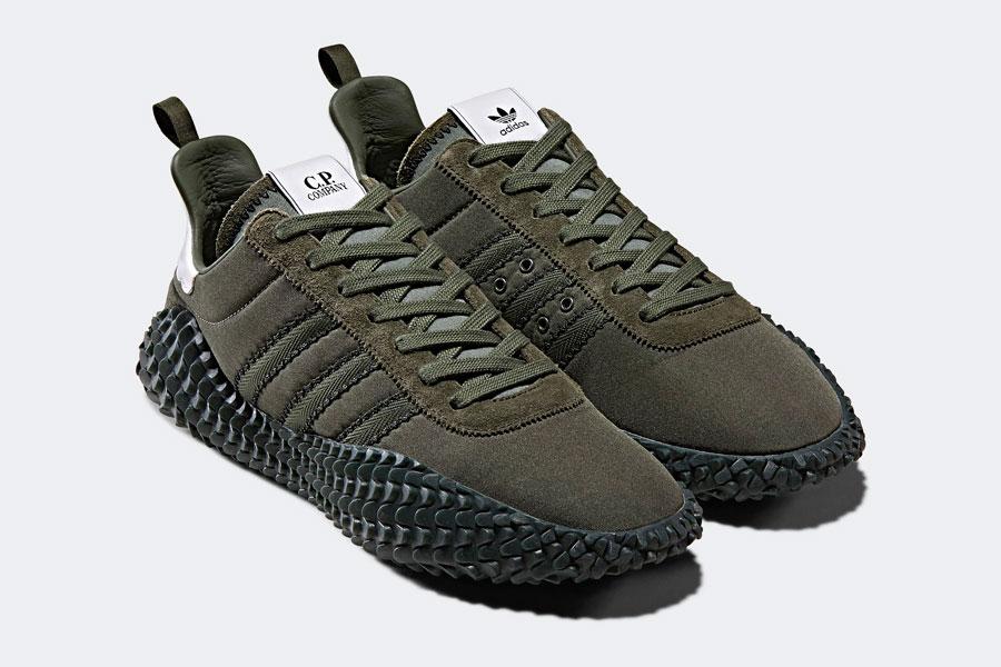CP Company x adidas Kamanda Green (CG5954)