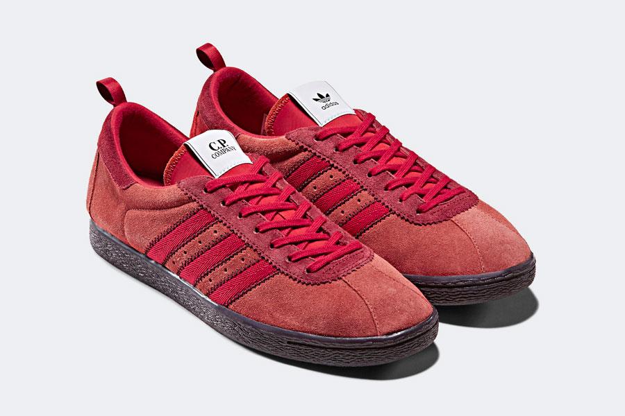 CP Company x adidas Samba Red (BD7959)