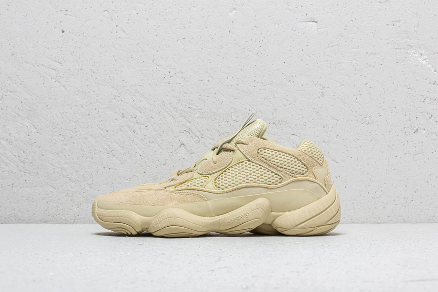 Footshop Restock - adidas YEEZY 500 Supermoon Yellow