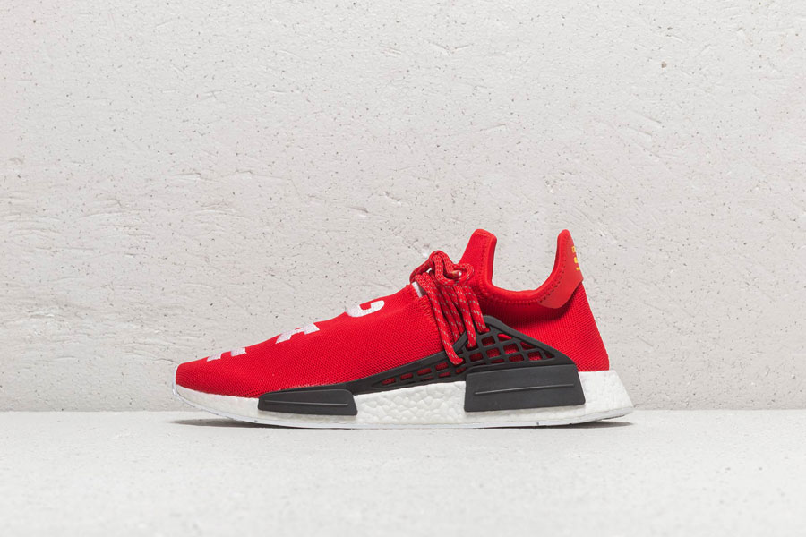 Footshop Restock - Pharrell Williams x adidas Hu NMD Scarlet