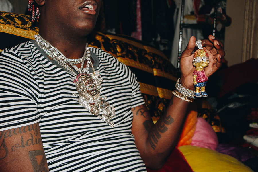 Lil Yachty x Grailed - Supreme Sale (Chain)