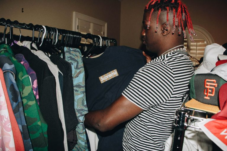 Lil Yachty x Grailed - Supreme Sale Title