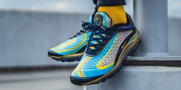 Nike Releases More Air Max Deluxe Colorways