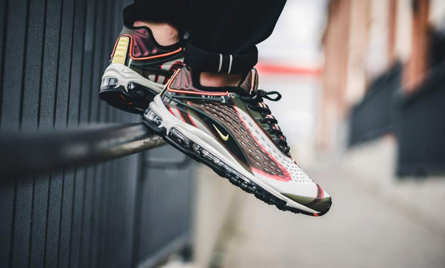 size 40 dfe3c eb4fb Nike Air Max Deluxe Midnight Navy & Sequoia | Sneakers Magazine