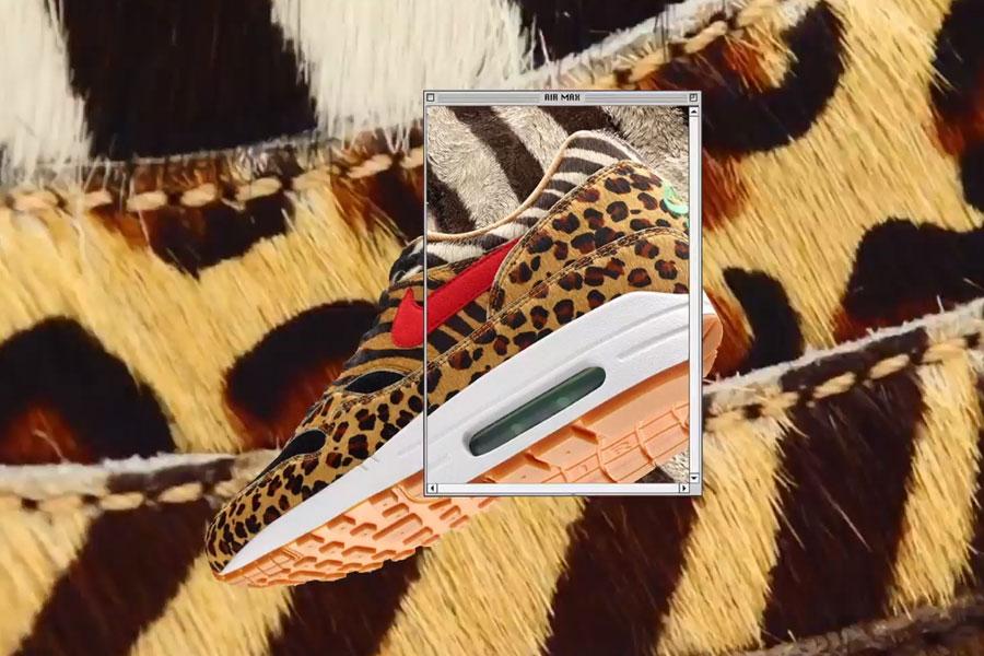 Nike SNEAKRS Restock (8-8-18) - atmos x Nike Air Max 1 Animal