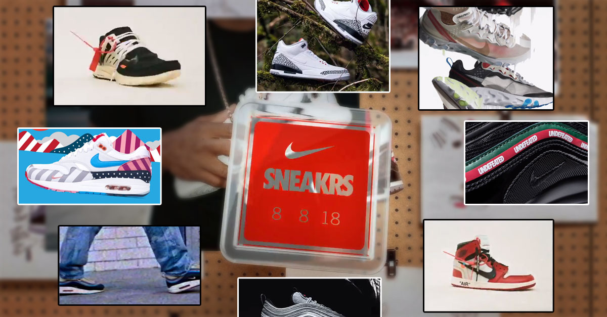 Nike SNKRS App Europe | Sole Collector