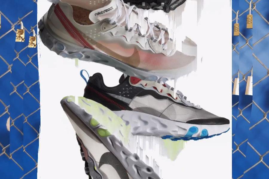 Nike SNEAKRS Restock (8-8-18) - Nike React Element 87