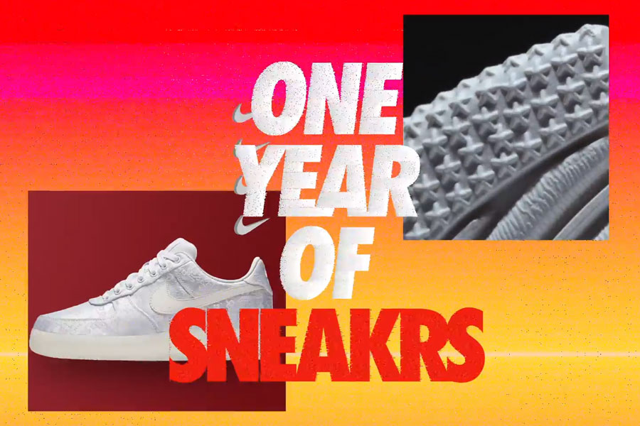Nike SNEAKRS Restock (8-8-18) - One-Year Anniversary