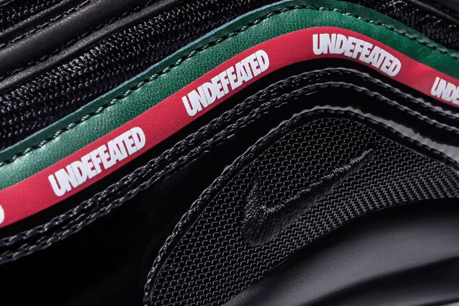 Nike SNEAKRS Restock (8-8-18) - UNDEFEATED x Nike Air Max 97 Black