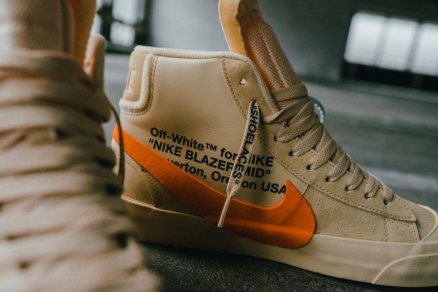 OFF-WHITE x Nike Blazer All Hallows Eve (AA3832-700) - Swoosh