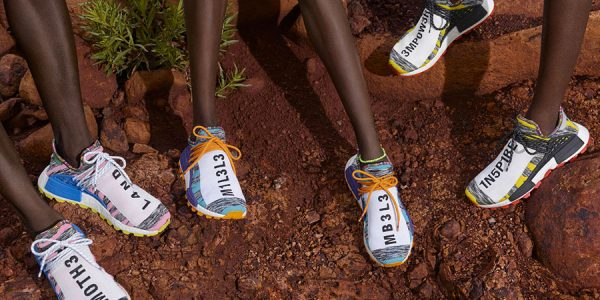 "Pharell and adidas Reveal the Vibrant ""Solarhu"" Collection"
