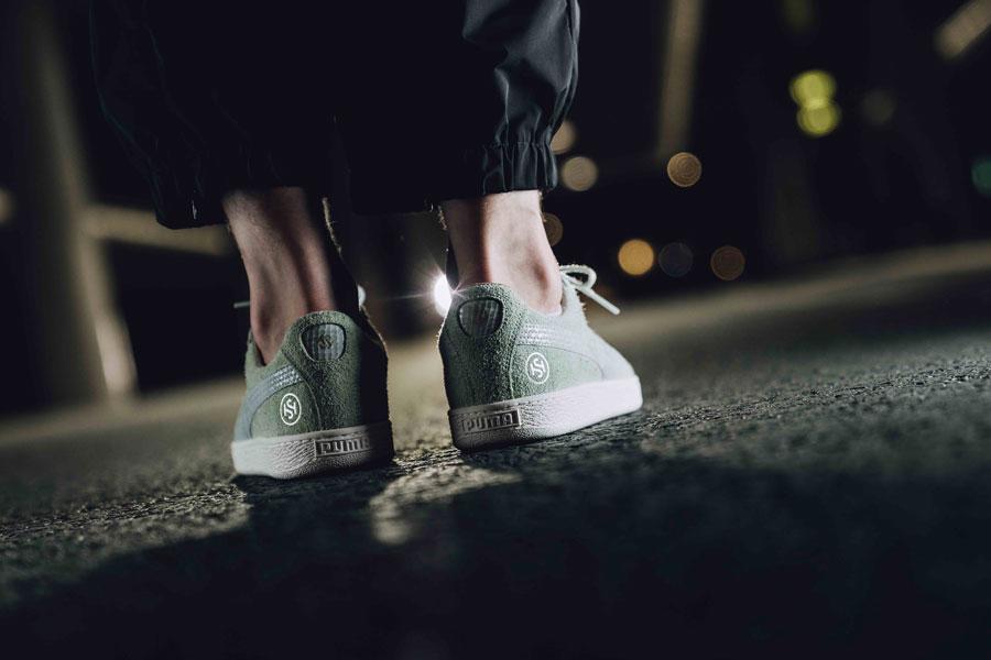 kauf verkauf neue Liste autorisierte Website 6 Things to Know About the SONRA x PUMA Suede | Sneakers ...