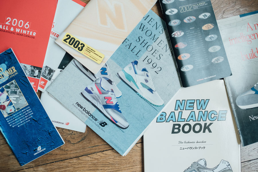 Thomas Dartigues Decktwo - New Balance Books Magazines