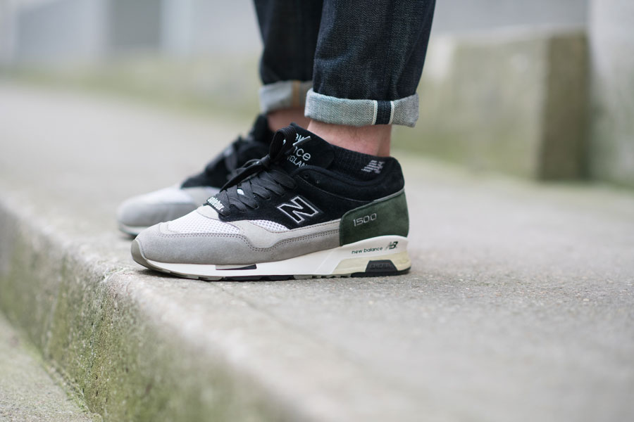 Thomas Dartigues Decktwo - New Balance M1500 GGB Solebox