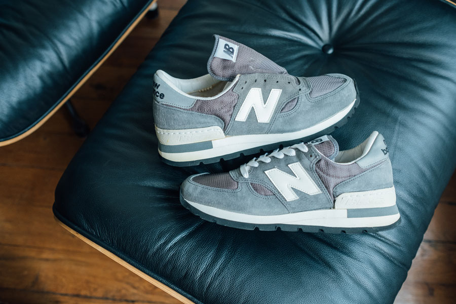 Thomas Dartigues Decktwo - New Balance M990 (1982) Made In USA